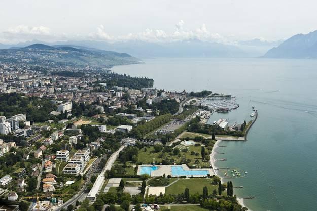 Lausanne bietet so manch hübsche Gässchen in ihrem mittelalterlichen Stadtkern.