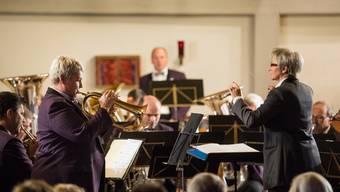 Weihnachtskonzert Konkordia und Brass Band Harmonie Wolfwil