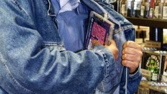 Der Winterthurer Ladendieb hatte sein Portemonnaie am Tatort verloren. (Symbolbild)