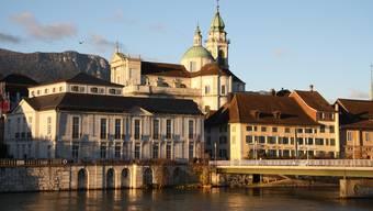Stadt Solothurn ist die zweitgrösste Stadt des Kantons.