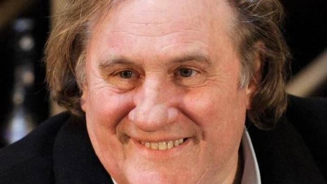 Depardieu hat am Samstag in Sotschi seinen russischen Pass abgeholt