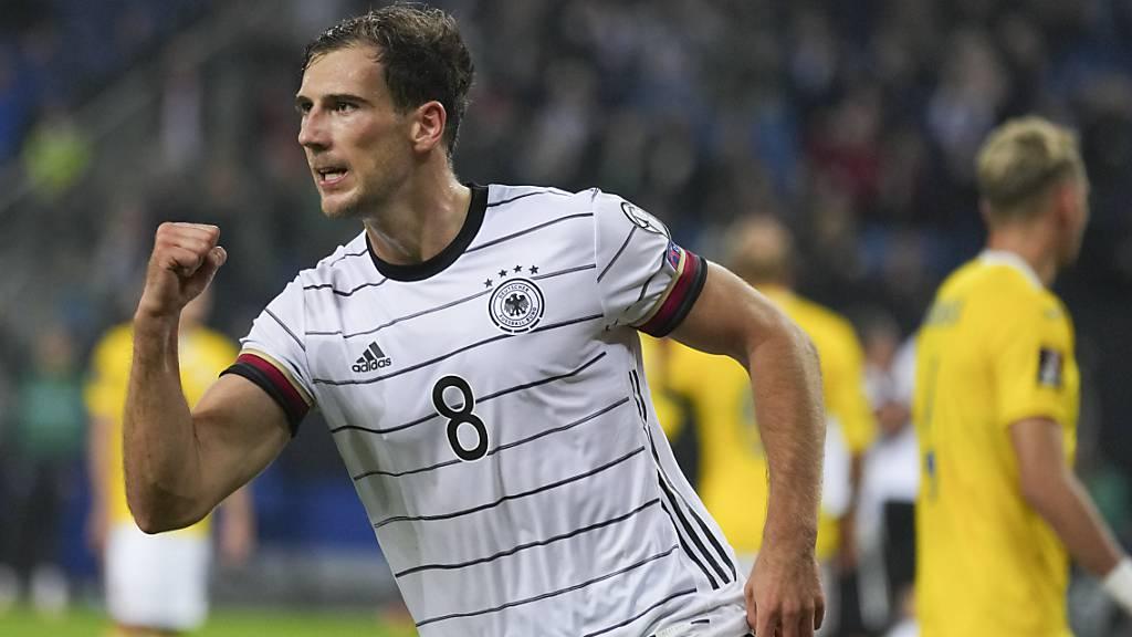 DFB-Auswahl bleibt unter Hansi Flick makellos