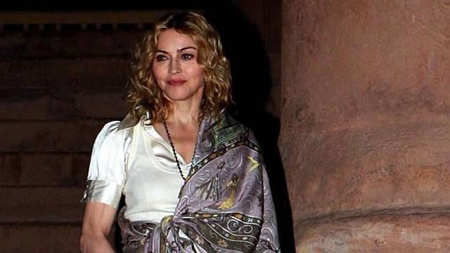 Madonna wird fürstlich entschädigt (Archiv)