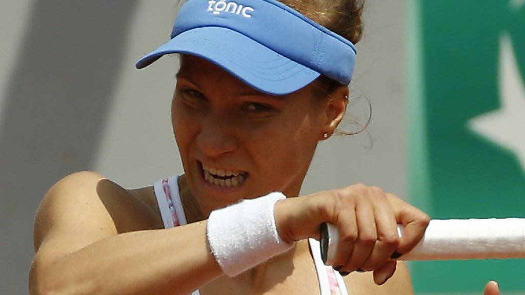 Viktorija Golubic erhält wie Patty Schnyder für Gstaad eine Wildcard
