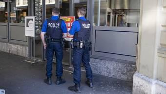 Die Schweizer Polizeikorps haben im vergangenen Jahr insgesamt 15 Schusswaffeneinsätze gemeldet. (Symbolbild)