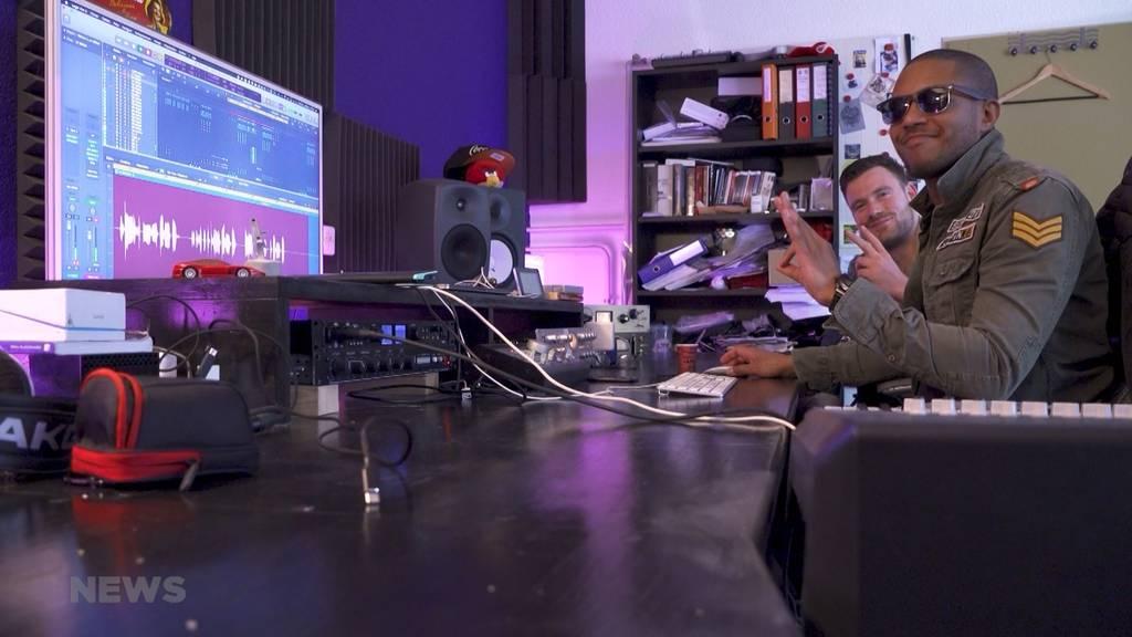 «Opération Zéro»: Rapper Stress will Berner Band zum Durchbruch verhelfen