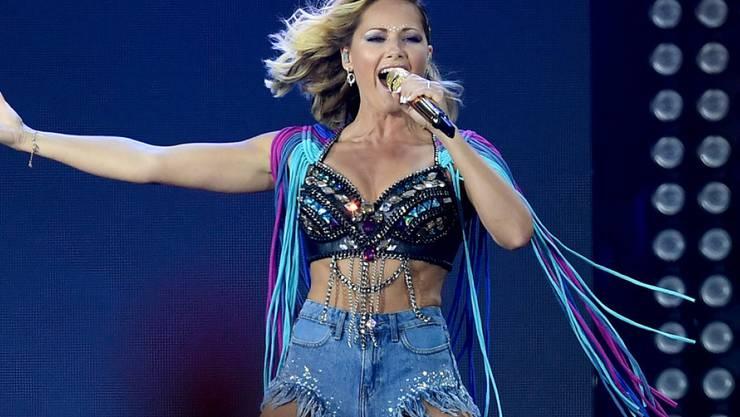 """Vor Britney Spears und Céline Dion: Schlagerstar Helene Fischer zählt laut dem US-Wirtschaftsmagazin """"Forbes"""" zu den bestverdienenden Musikerinnen der Welt. (Archivbild)"""