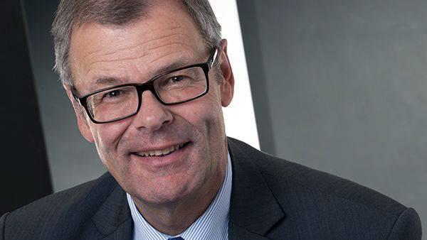 Otto Müller, Stadtpräsident (FDP) von Dietikon.