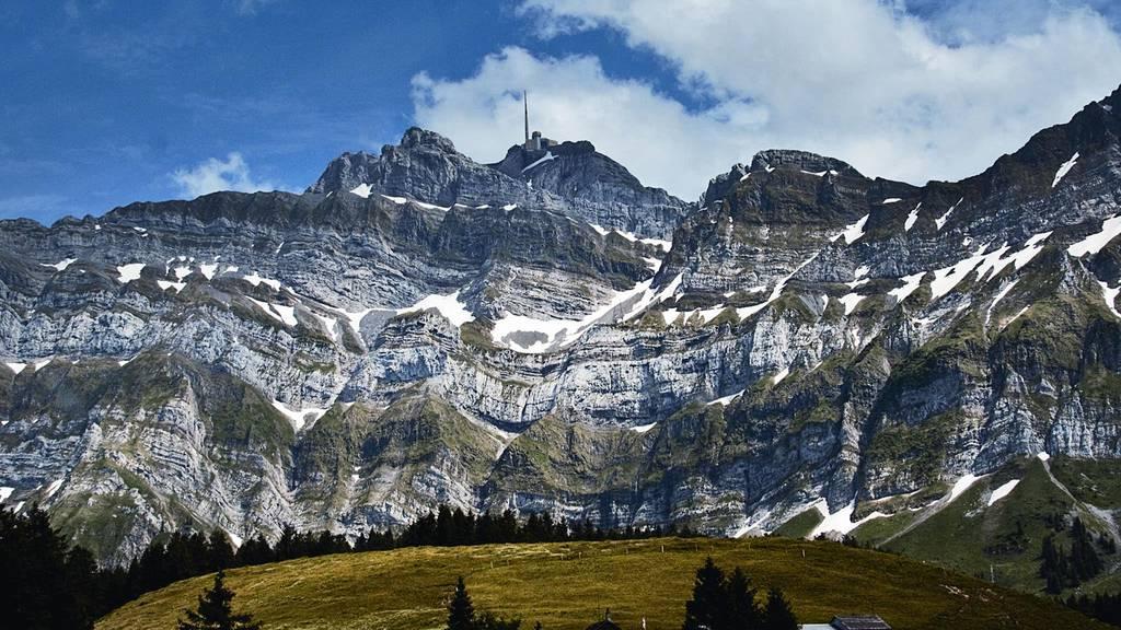 Erkennst du die bekanntesten Berge im FM1-Land?