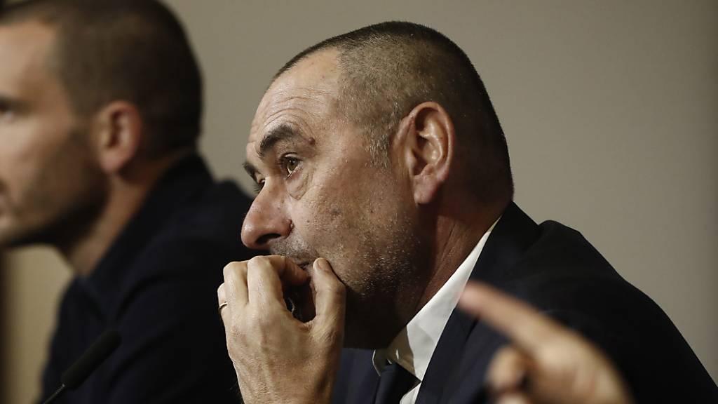 Juventus - Inter Mailand verschoben