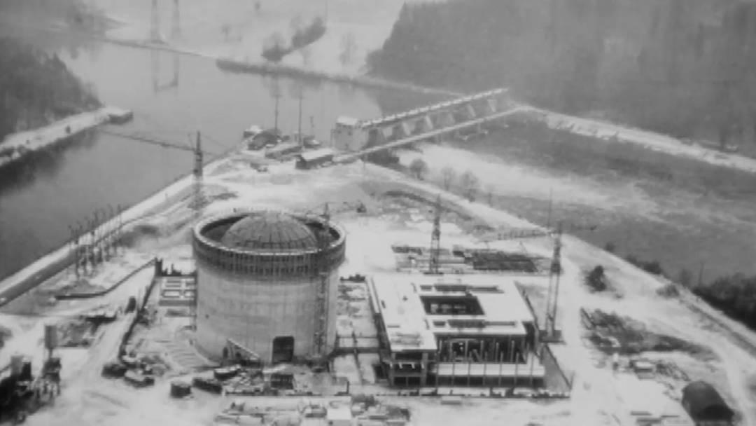 50 Jahre Kernkraftwerk Beznau: Wie der Aargau zum Atomkanton wurde