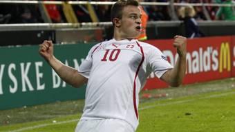 Shaqiris Traumtor gegen Dänemark zum Auftakt der U21-EM