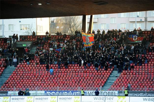 2012 stufte die Verantwortlichen der Stadt Zürich die Partie zwischen den Grasshoppers und dem FC Basel als «Hochrisiko-Spiel» ein. Es blieb ruhig.