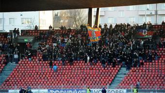 Es bleibt ruhig: Die Begegnung zwischen den Grasshoppers und dem FC Basel haben die Verantwortlichen der Stadt als Hochrisikospiel eingestuft. STEFFEN SCHMIDT/Keystone
