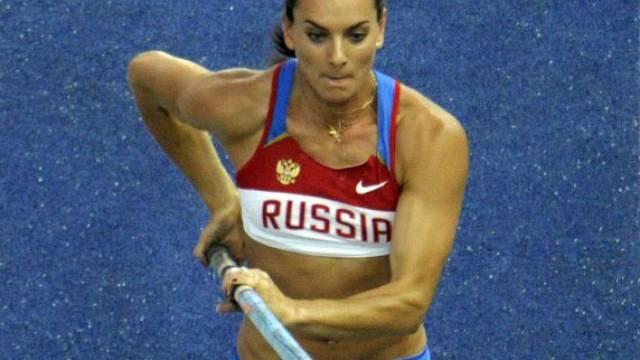 Jelena Isinbajewa sitzt endlich wieder auf dem Thron.