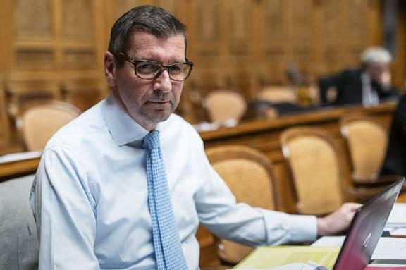 FDP-Nationalrat Giovanni Merlini will beim geltenden Recht bleiben.