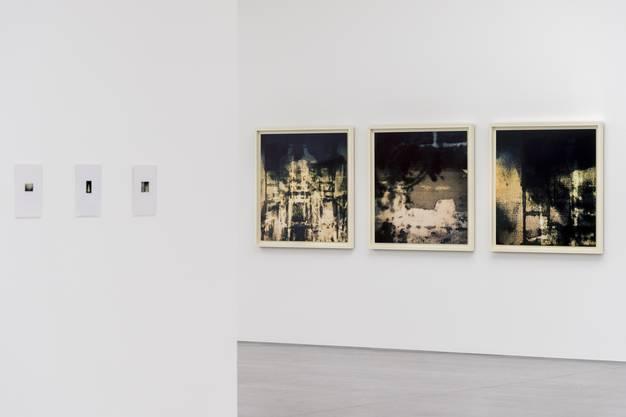 Gaudenz Signorell Ausstellung Carte De Visite Von