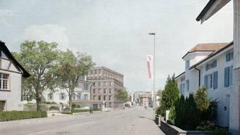 Gemeindehaus Oberwil