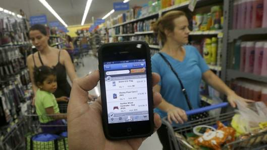Helfer im Alltag: Dieses App scannt Ihre Einkäufe (Symbolbild)