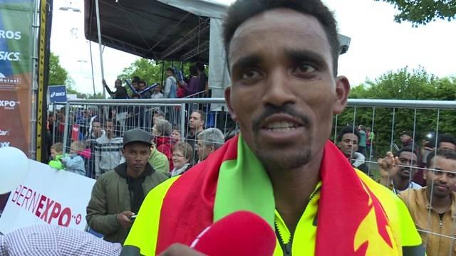 Marathon-Weltmeister gewinnt GP