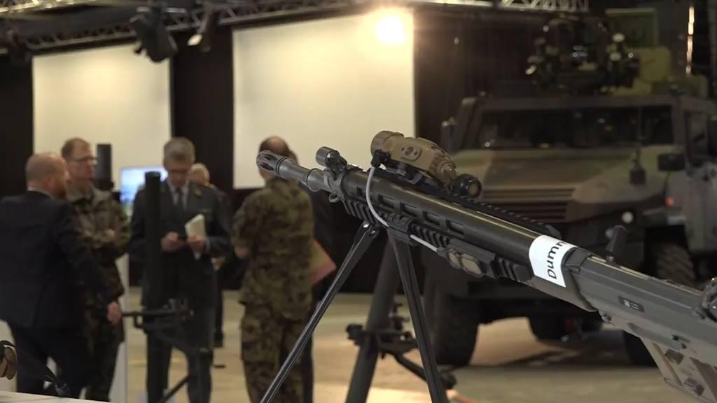Dafür investiert die Armee zwei Milliarden Franken
