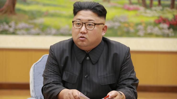 Was plant Kim Jong Un am 9.September?