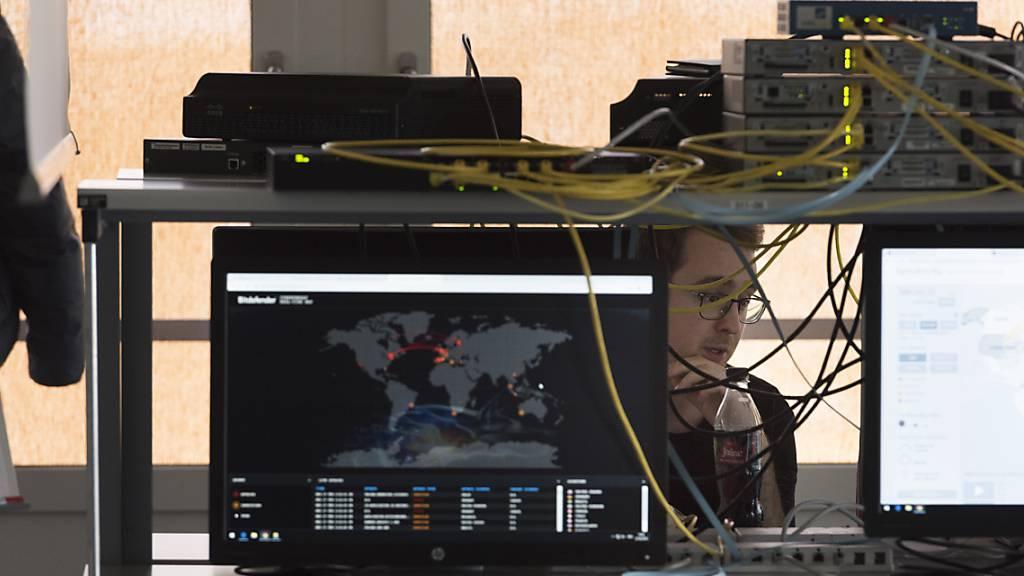 Armee bietet Ende November vordienstliche Cyber-Ausbildung an
