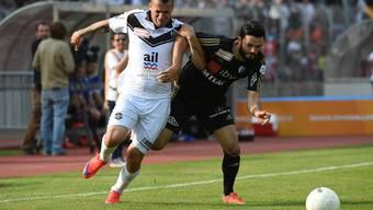 Der FC Wohlen gewinnt in Lugano zum Saisonabschluss