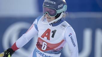 Für Nathalie Gröbli ist die Saison nach einem folgenschweren Sturz gelaufen