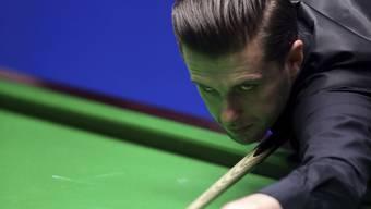 Mark Selby, alter und neuer Snooker-Weltmeister, machte im WM-Final aus einem 4:10 ein 16:12 und gewann 18:15.