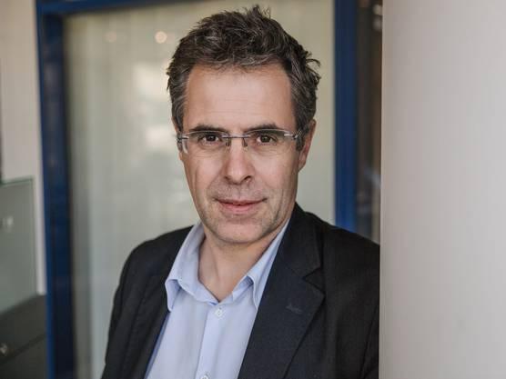 Christophe Ballif, Solarforscher ETH Lausanne in Neuenburg