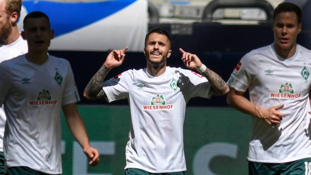 Schalke auch für Bremen ein Punktelieferant