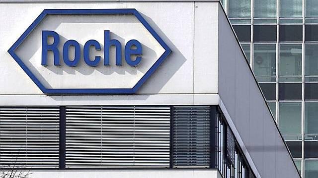 Roche-Hauptsitz in Basel (Archiv)