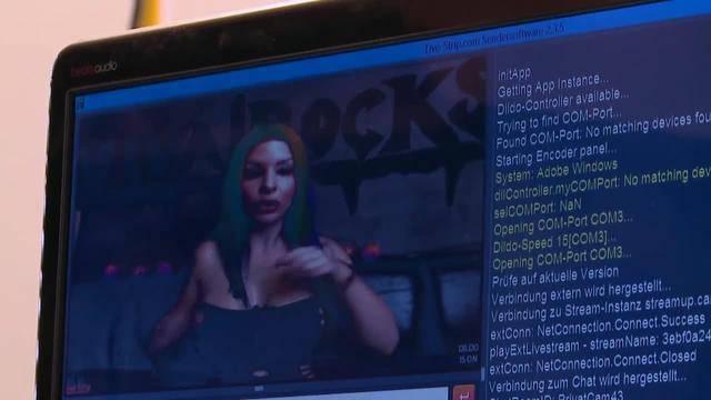 Teil 1: Die Porno-Darstellerin