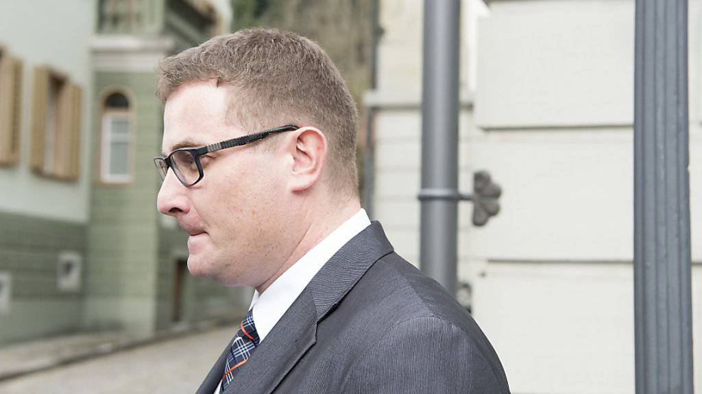 Ist von der Schuld des Barbetreibers überzeugt und sieht sich durch das Urteil des Bundesgerichts bestätigt: Der Urner Oberstaatsanwalt Thomas Imholz (Archivbild)
