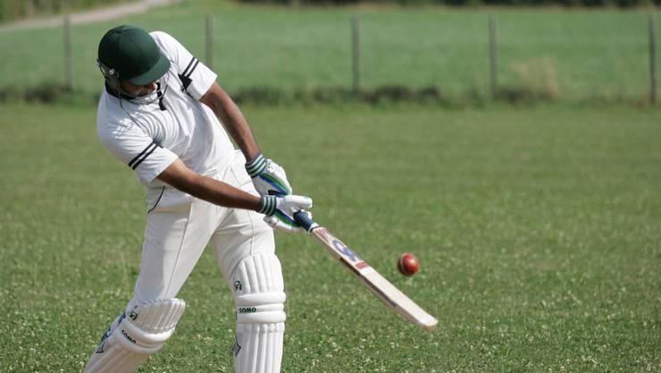 Der Olten Cricket Club organisiert am kommenden Samstag auf der Bifangmatte ein Turnier mit 16 antretenden Mannschaften, um die Randsportart in der Umgebung bekannter zu machen.