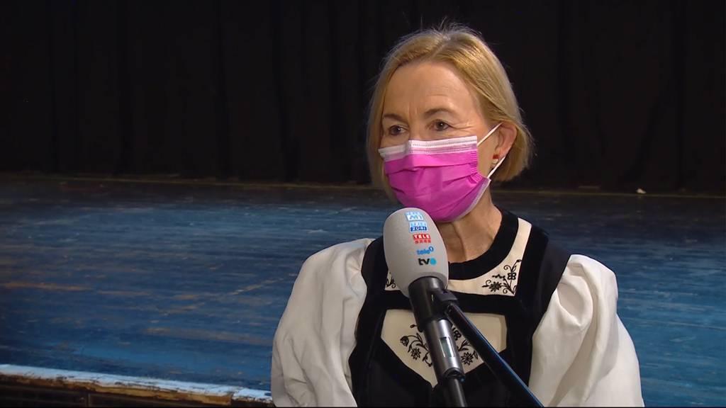 Susanne Schaffner: «Dass ich aktuell auf Platz drei bin, ist nicht selbstverständlich»