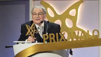 Die Gewinner der Prix-Walo-Verleihung 2014