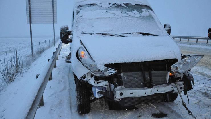 Kontrolle verloren: Autofahrer im Kanton Solothurn.