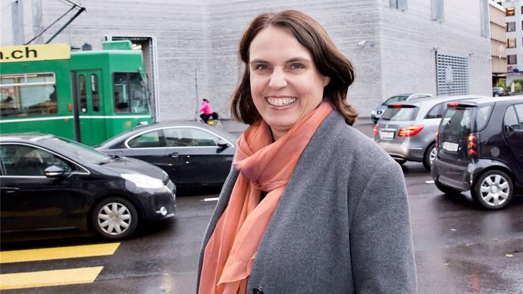 Alexander Gröflin fordert die Regierung dazu auf, Verfassung und Gesetz so anzupassen, dass das Departement von Regierungspräsidentin Elisabeth Ackermann wieder abgeschafft wird. (Archiv)