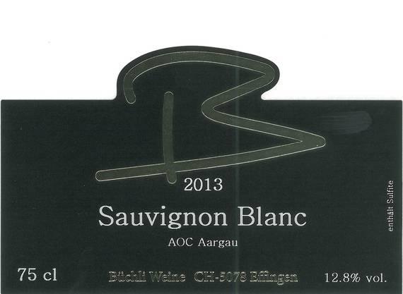 Dieser Sauvignon blanc ist aus dem Betrieb von Peter und Sybille Büchli-Keller in Effingen. Im Zentrum der Produktion steht bei den Büchlis der Pinot Noir, aber auch der Gewürztraminer wird von alters her angepflanzt.