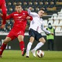 Fussball, Challenge League: 11. Runde, FC Aarau-FC Winterthur (27.11.20)