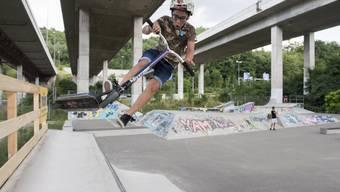 Skateboardpark Baden-Dättwil 2017