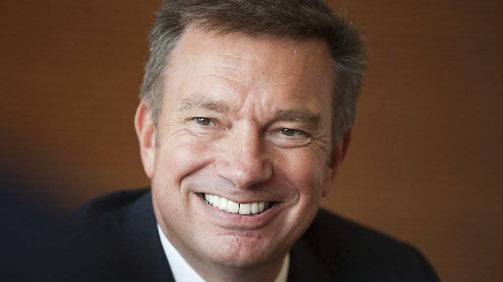Er ist der neue Jacobs-Chef: Patrick De Maeseneire, früherer Chef von Adecco und Barry Callebaut. (Archiv)
