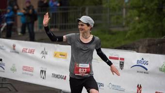 Marathon-Siegerin Franziska Inauen aus Windisch