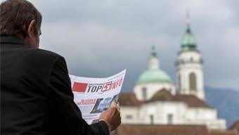 Das «Überparteiliche Komitee gegen die Fusion Solothurn Top5» organisiert Widerstand. (Symboldbild)
