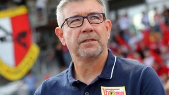 Union Berlin muss gegen Bayern München ohne Trainer Urs Fischer auskommen