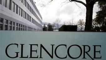 Glencore Xstrata: 220 Mrd. Fr. Umsatz. 190000 Mitarbeiter. KEY