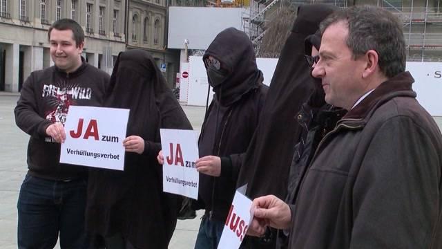 Burka-Verbot: Nationalrat stimmt zu
