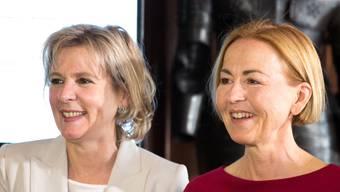 Brigit Wyss (Grüne) und Susanne Schaffner (SP) werden nicht den Sozialismus bringen, wie Marianne Meister gewarnt hat – Die Wahl der beiden linken Frauen hat kaum einen Einfluss auf die politische Ausrichtung des Regierungsrates.